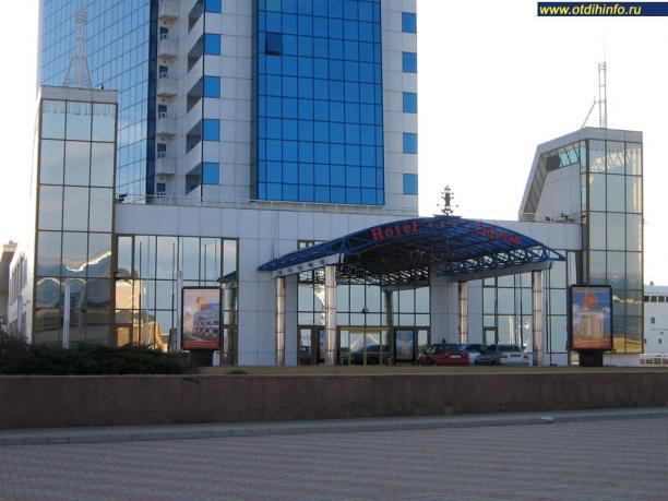 Одесса, гостиница.